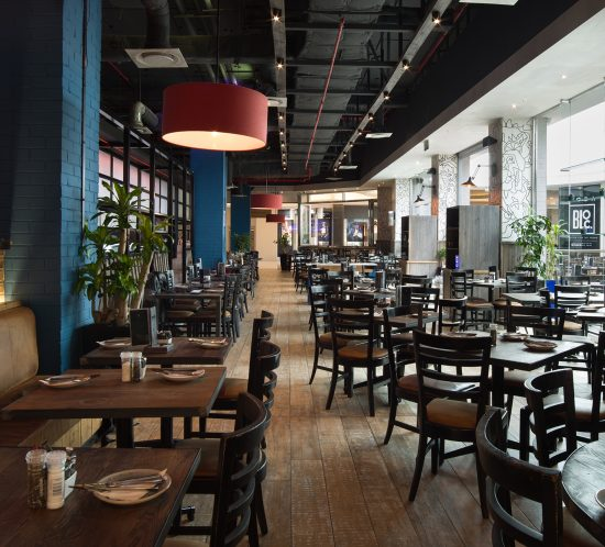 PRIMI, Canal Walk by CODE / Collaborative Design