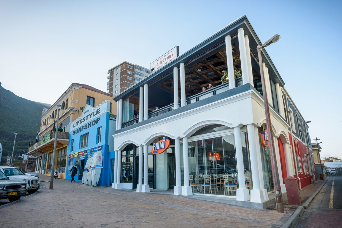 Tiger's Milk, Muizenberg by CODE / Collaborative Design